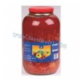 Horeca Select gasztro üveges 1280 g lecsó 30 % paprikával 6b6daf25f5