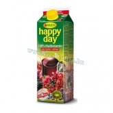 Rauch Happy day multivitamin red 100 % 1 l
