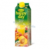 Rauch Happy Day őszibaracklé 50 % 1 l