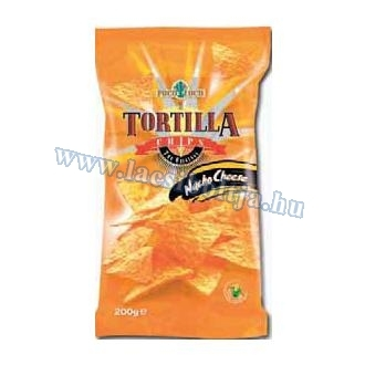 Poco Loco tortilla chips 200 g nacho cheese (sajtos)