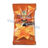 Poco Loco tortilla chips 200 g barbecue