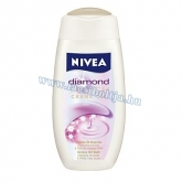 Nivea női krémtusfürdő creme oil 250 ml Diamond touch