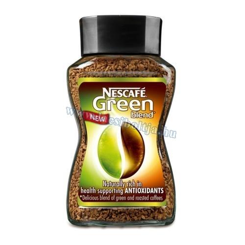 Nescafe zöld kávé Olcsó kereső