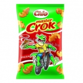 Chio Master Crok chips 40 g pizzás